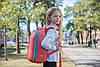 """Рюкзак шкільний, каркасний H-12 """"Blossom""""                                                 , фото 4"""