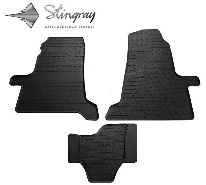Автомобильные коврики на Ford Transit 2006- Stingray