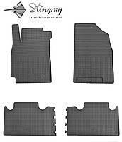 Килимки автомобільні на Geely Emgrand X7 2013 - Stingray