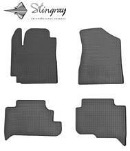 Килимки автомобільні на Geely GC5 2014 - Stingray