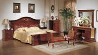 Спальня Classical 2807 темный орех