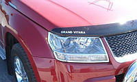 Хром накладки на фары Suzuki Grand Vitara, Сузуки Гранд Витара