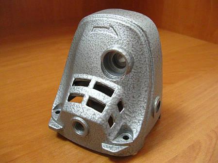 Корпус редуктора болгарки DWT 10-125T оригинал, фото 2