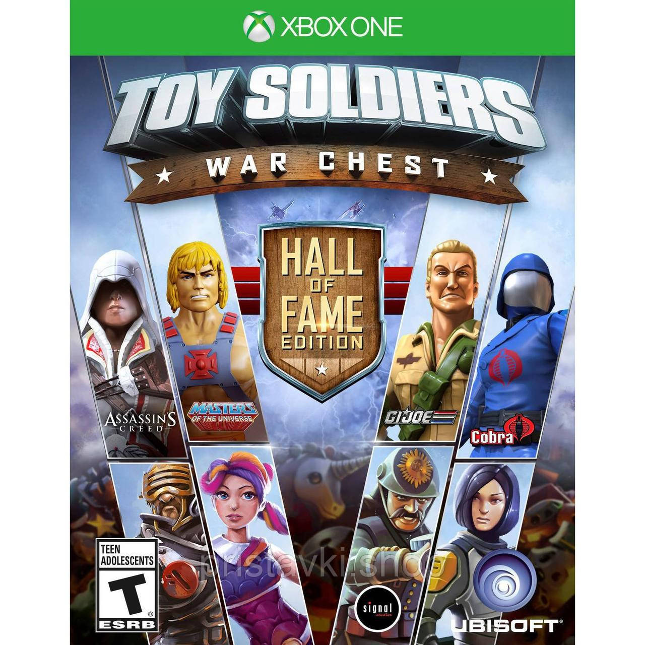 Toy Soldiers War Chest  XBOX ONE