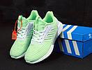 Жіночі Кросівки Adidas Climacool Green, фото 3