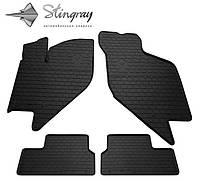 Резиновые коврики в Lada Kalina 2004- Stingray