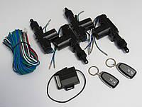 Комплект центральных замков LL906B SPY с брелками дистанционного управления