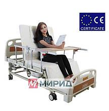 Медицинская кровать с туалетом E20. Электро Кровать. Функциональная кровать. Для реабилитации инвалида.