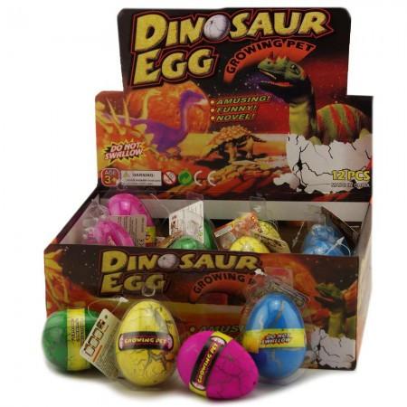 Растущие Яйца большие (цветные)