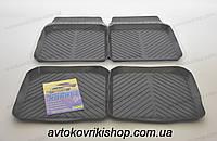 Резиновые коврики ВАЗ 2101 1970-1988 ЗРТИ Харьков