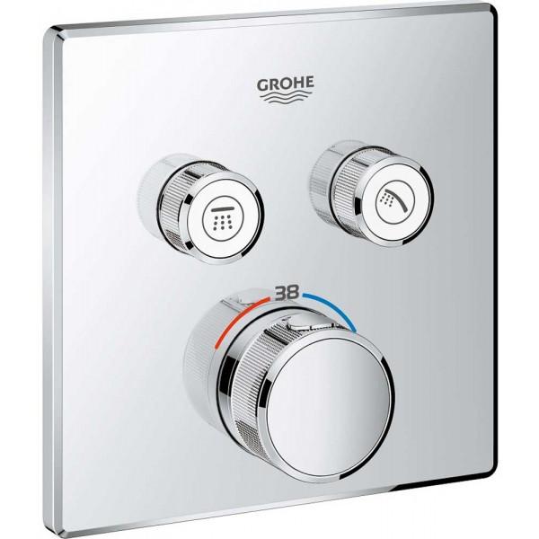 Термостат для ванны Grohe SmartControl 29124000
