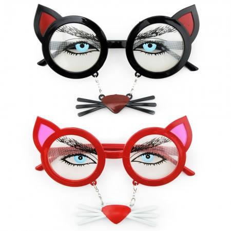 Очки с усами Кошка, фото 2