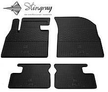 Автомобильные коврики на Nissan Micra K13 2013- Stingray