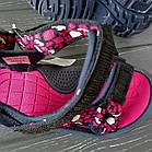 Спортивные сандалии от EeBb девочкам, р. 33 (20,7см), фото 2