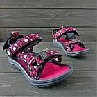 Спортивные сандалии от EeBb девочкам, р. 33 (20,7см), фото 6