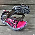 Спортивные сандалии от EeBb девочкам, р. 33 (20,7см), фото 4