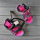 Спортивные сандалии от EeBb девочкам, р. 33 (20,7см), фото 7