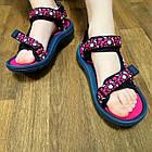Спортивные сандалии от EeBb девочкам, р. 33 (20,7см), фото 9