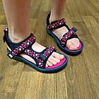 Спортивные сандалии от EeBb девочкам, р. 33 (20,7см), фото 8