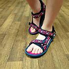 Спортивные сандалии от EeBb девочкам, р. 33 (20,7см), фото 10