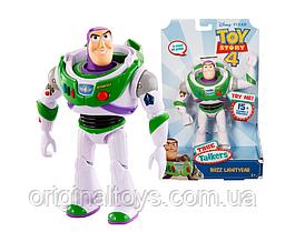 Говорящий Базз Лайтер История Игрушек Disney Pixar Toy Story 4 Mattel