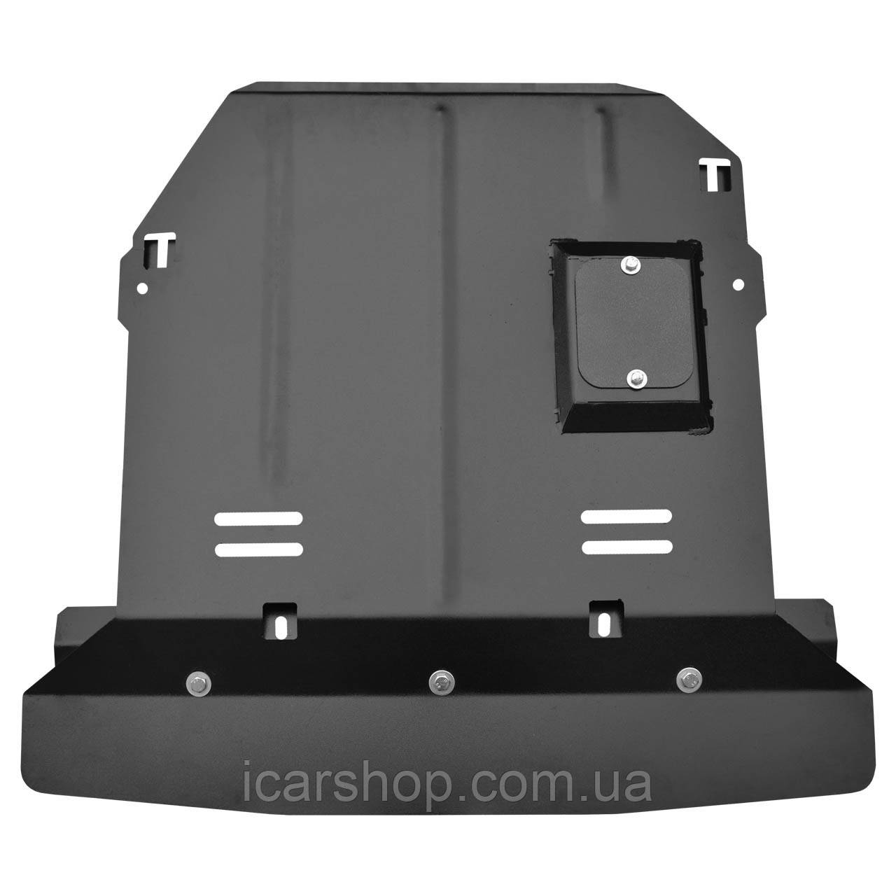 Защита Двигателя / КПП / Радиатора Mercedes Vito I 96-00 / V-Klasse (2,3 TDI) Titan