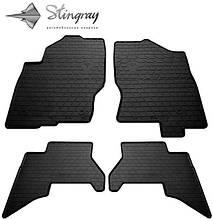 Автомобильные коврики на Nissan Pathfinder III (R51) 2010-2015 Stingray