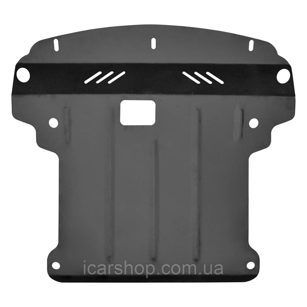 Защита Двигателя / КПП VW. Crafter 06- Titan
