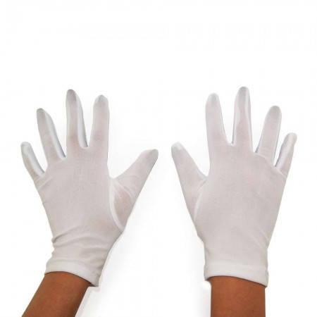 Перчатки Фокусника (белые), фото 2