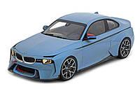 Оригинальная модель автомобиля BMW 2002 Hommage, Ice Blue, 1:18 Scale (80432454780)