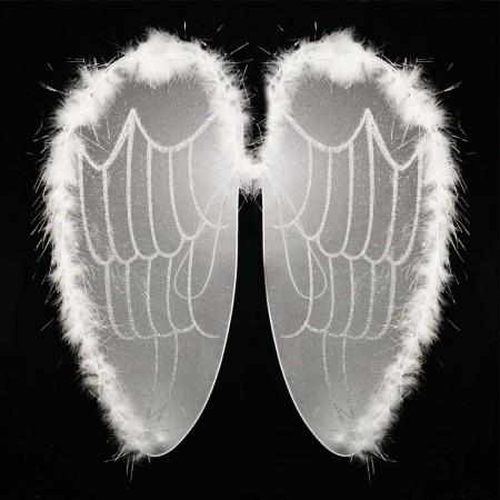 Крылья Ангелочка с пухом