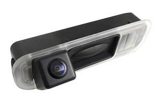 Камеры заднего и переднего обзора