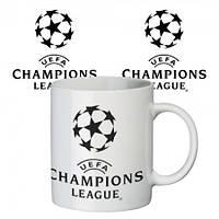 Прикольная чашка Лига Чемпионов