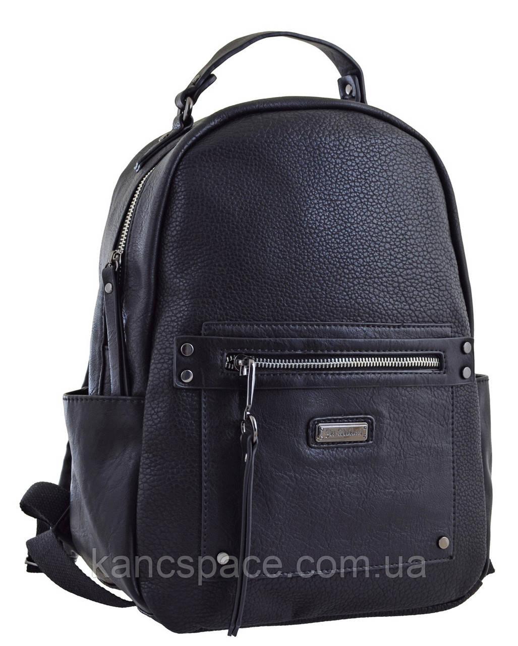 Рюкзак жіночий YW-14, чорний