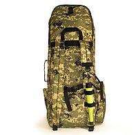 Рюкзак для металлоискателя Два Штыка, камуфляж