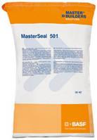 MasterSeal 501 – Состав проникающего действия на цементной основе для уплотнения структуры бетона.
