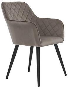 Кресло Antiba пудровый серый TM Concepto