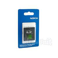 Аккумулятор Nokia BL-5F ( N93, N95, N96, 6290, X5-01)