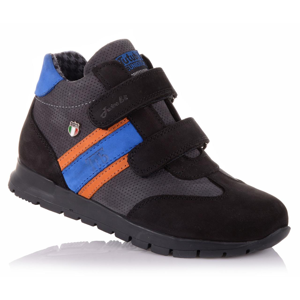 db51de6c4 Демисезонные ботинки для мальчиков Tutubi 11.3.276 (26-40) - Интернет-