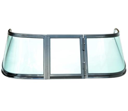 Ветровое стекло GALA Progress, материал каленое зеленое стекло, фото 2