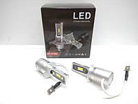 Автолампы LED V10P диод CSP Южная Корея H3 7200Лм 30Вт 12-24В, фото 1