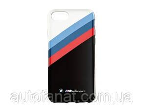 Оригинальный чехол BMW M Motorsport для iPhone 7/8 (80292461143)