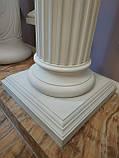 Колона з гіпсу, гіпсова колона ка-7 (1/2), фото 4