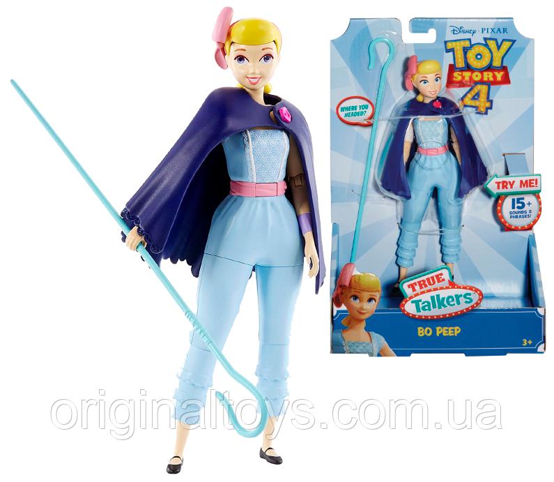 Говорящая фигурка Бо Пип История Игрушек Disney Pixar Toy Story 4 Mattel