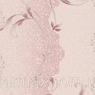 Обои, обои на стену, нежные, светлые, бежевые, акрил на бумажной основе, 0,53*10м, ограниченное количество, фото 2