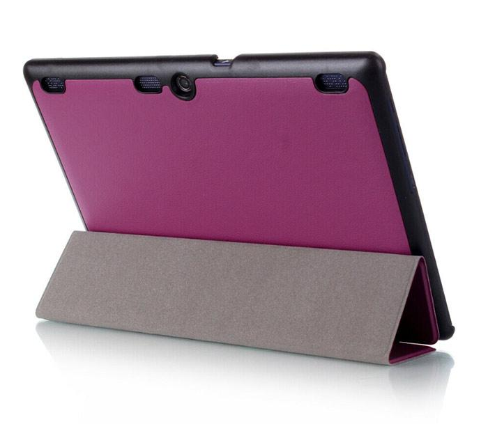 "Чехол Primo для планшета Lenovo Tab 3 Plus X70 10.1"" Slim - Purple"