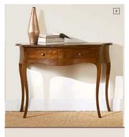 Пристенный столик (консоль) с выдвижными ящиками. Италия. Giaretta