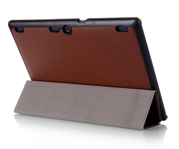 "Чехол Primo для планшета Lenovo Tab 3 Plus X70 10.1"" Slim - Brown"