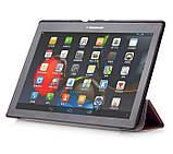 """Чехол Primo для планшета Lenovo Tab 3 Plus X70 10.1"""" Slim - Brown, фото 2"""