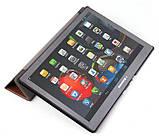 """Чехол Primo для планшета Lenovo Tab 3 Plus X70 10.1"""" Slim - Brown, фото 3"""